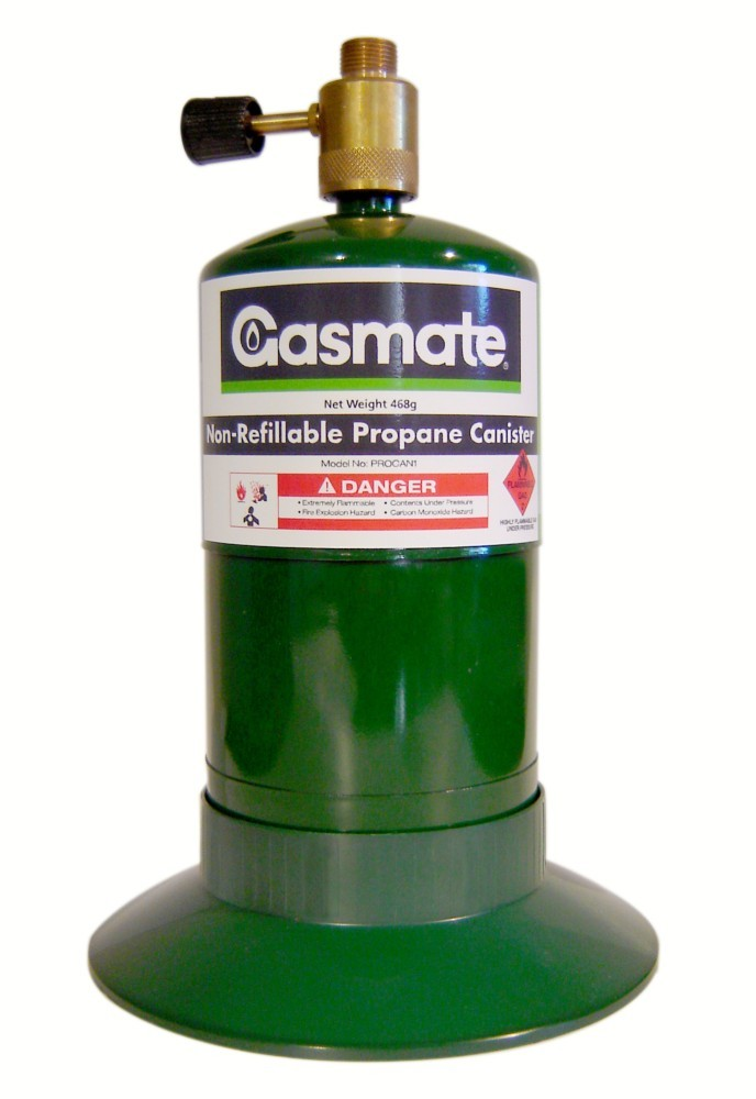 Gasmate Propane Canister Adapter Kit