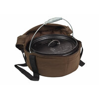 Campfire Camp Oven Canvas Storage Bag - 9 Quart image