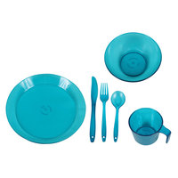 Kiwi Camping Lexan Dinner Set