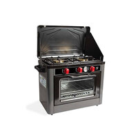 Companion Portable Gas Oven and Cook Top  image