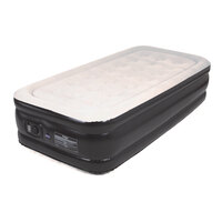 OZtrail Majesty Air Mattress King Single with Pump - 45 cm image