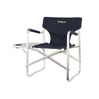 OZtrail Directors Studio Chair with Side Table image