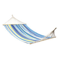 OZtrail Anywhere Hammock with Timber Rails - Double image