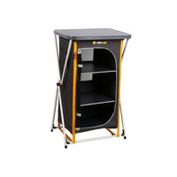 OZtrail 3 Shelf Deluxe Cupboard image