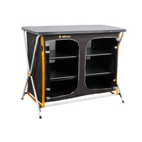 OZtrail 3 Shelf Double Deluxe Cupboard image