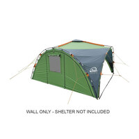 Kiwi Camping Savanna 3.5 Deluxe Solid Wall with Window & Door image