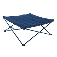 OZtrail Small Folding Dog Bed with Padded Topper image