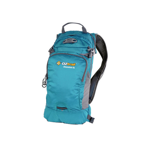 OZtrail Chameleon 2.0 Litre Hydration Pack [Colour:Aqua]