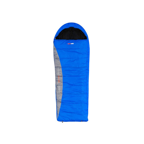 Black Wolf 3D 500 Jumbo Sleeping Bag [Colour: Blue]