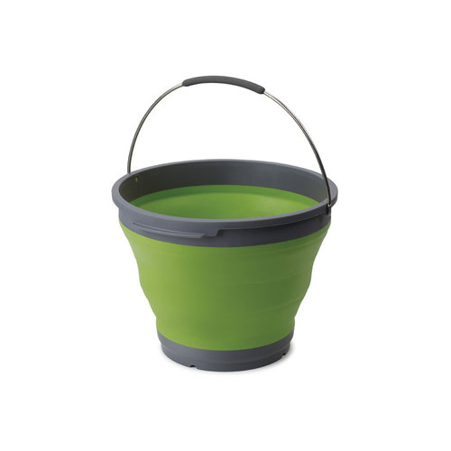 Companion Pop-Up Bucket with Lid - 9.5 Litre