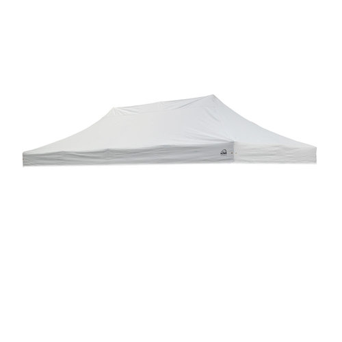 Kiwi Shelters Replacement Canopy 6 x 3 [Colour: Black]