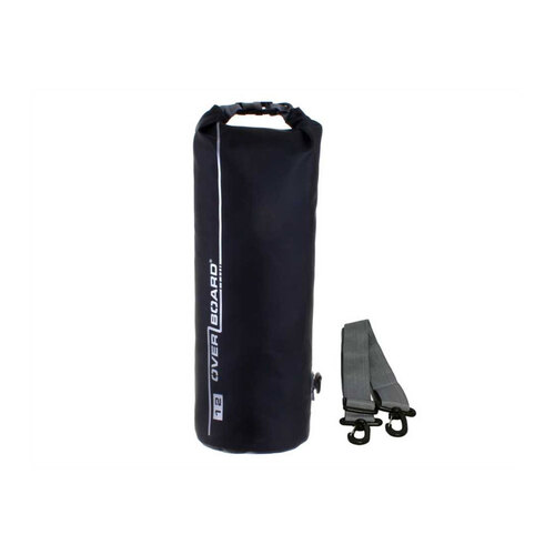 Overboard Classic Dry Tube 12 L [Colour: Black]