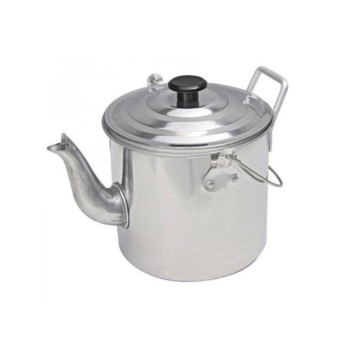 Campfire Stainless Steel Billy Teapot - 1.8 Litre